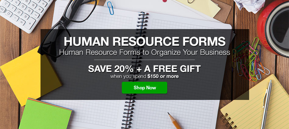 Human Resource Forms for Small Business
