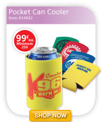 Pocket Can Cooler - 99¢