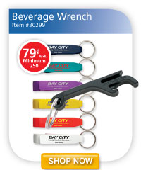 Beverage Wrench - 79¢