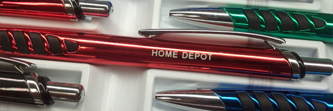 This pen is awesome imprint
