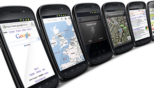 Smartphones for Small Business Owners