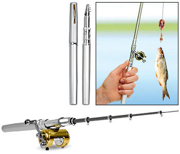 Fishing Rod Pens
