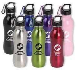Stainless Fitness Bottles