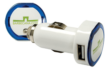 promo usb car charger