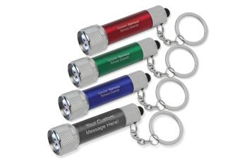 Brightwell custom keychains