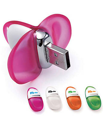 Bugsy Flash Drive 1GB