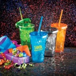 50th Anniversary Party Gifts and Water Tumblers