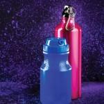 Elementary School Blue & Pink Water Bottles