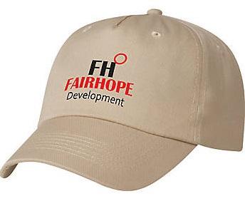 screen printed cap for non profits