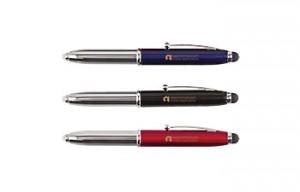custom stylus LED pens
