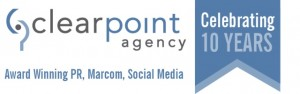 clear point agency logo