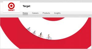 target on linkedin