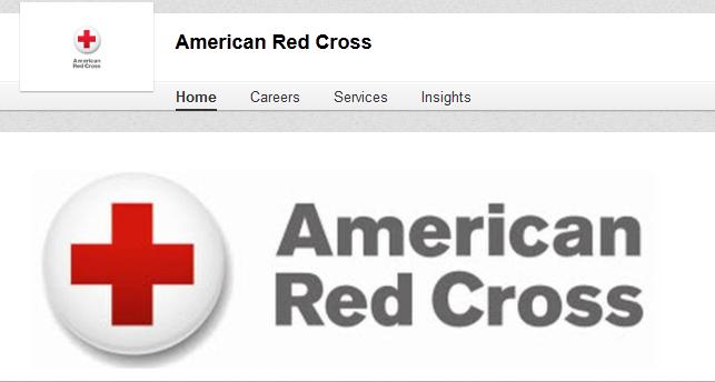 american red cross linkedin