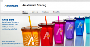 amsterdam printing on linkedin
