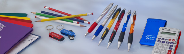 Back to School Promotional Items