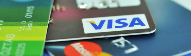 Transition to Credit Cards