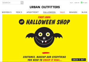 marketing case study: urban outfitters