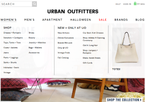 marketing case study: urban oufitters