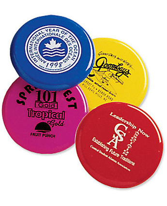 promotional flyer disc