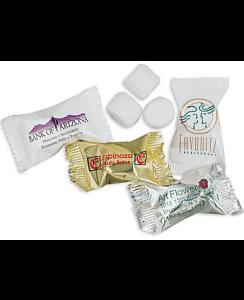 butter mints custom imprint wrapper